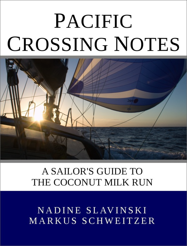 Pacific Crossing Notes cover image